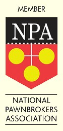 Member of the National Pawnbrokers Association